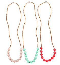 31 Bits Sweet Tart Necklace