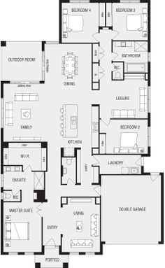 House plans on Pinterest
