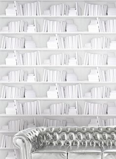 wall paper of books... i am going to do this