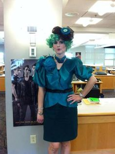 Effie Trinket from Janet K.