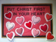 Columbiana Church of Christ: Bulletin Boards.  Many more excellent ones on this site!