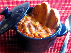Lasagne Soup!