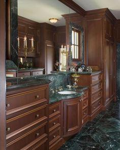 Gentleman's Bath-or dressing room-colors