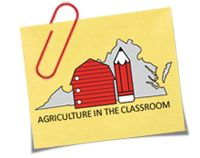 Agriculture in the Classroom. A lot of great lesson plans on this website!