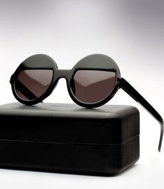 Ksubi Sunglasses | these glasses have eye lids!