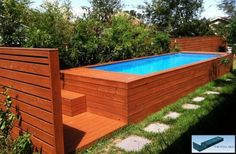 Slick homemade pool puts a whole new spin on dumpster diving   DVICE