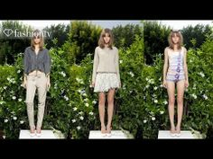 Yasuma Kurara Lookbook Spring/Summer 2014 | FashionTV - YouTube