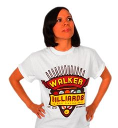 April Walker Brings Back Iconic Walker Wear Brand For Second Go Round Since The '90s (PHOTOS)