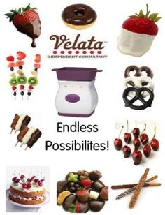 Velata Chocolate! www.sarahrachsovich.velata.us