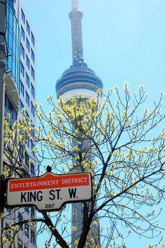 Envie de partir à Toronto ? __ http://www.wee-go.com/sejour-linguistique/toronto