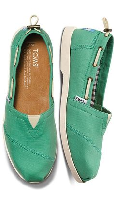 Green Nautical TOMS //