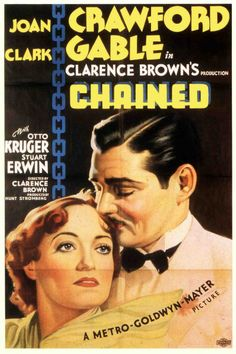 Chained, 1934