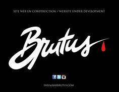 BRUTUS / Bar Brutus / 1290 Beaubien Est Montreal // barbrutus.com