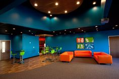 Cool Church Youth Rooms | Youth Room by Graybrooke
