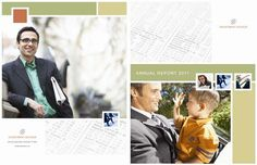 Create Annual Reports Using Your Existing Brand Materials