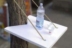 DIY Tree Seat..