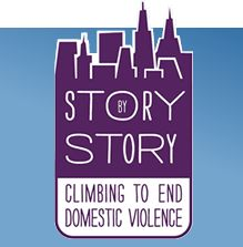 #DVAM Domestic Violence Awareness Month is : OCTOBER inMotion, Inc's Annual story-climbing fundraiser to generate funds and support DV Survivors.