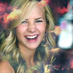 Britt Robertson.