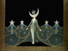 ERTÉ - Queen of the Night