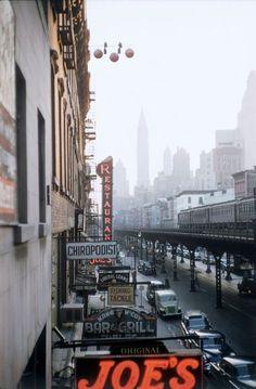 New York City, 1955 Elliott Erwitt