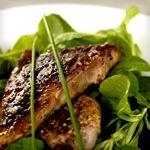 Spicy Tuna Steak Sal
