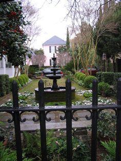 Enchanting.  Charleston, South Carolina.