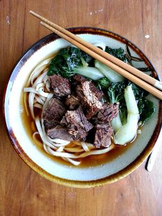 Chinese Noodles With Baked Sriracha Ribs Recipes — Dishmaps