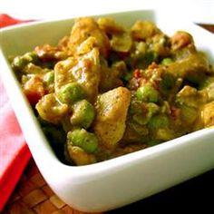 Spicy Vegan Potato Curry Allrecipes.com