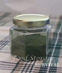 How to Dehydrate Spinach for Flakes or Powder - Food Storage and Survival