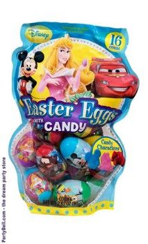 Disney Bagged Easter Eggs with Candy $5.40