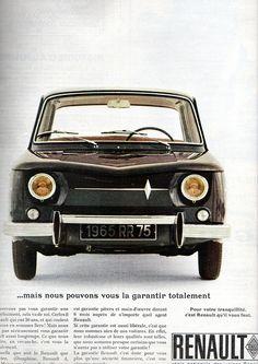Renault 1960s