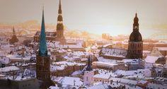 Latvia #ConflictofPinterest