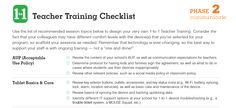 Prepare teachers for going 1-to-1 with these suggested teacher training topics.