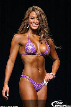 Female Fitness - Jessica Anderson