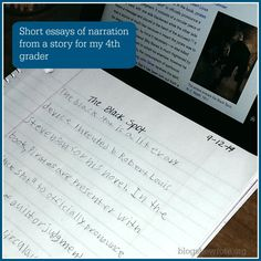 narrative essay unexpected visitor