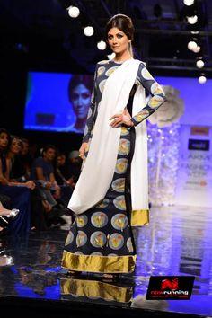 Masaba Gupthas Show At Lakme Fashion Week Winterfestive 2014