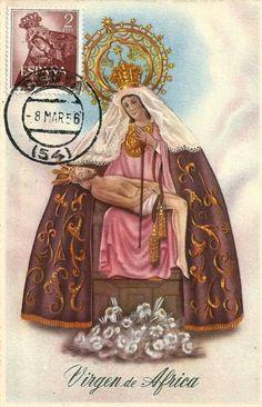 Virgen de Africa