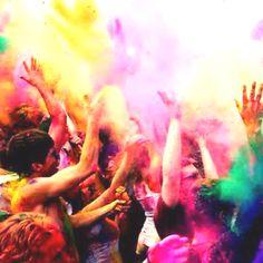 Festival of Colors - Spanish Fork, Utah