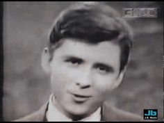 """Talk Back Trembling Lips"" by Johnny Tillotson (1964)."