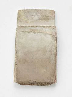 Lawrence Carroll, Untitled (Stacked Painting) (2009)