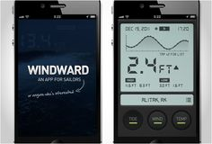 Windward   iPhone App for Sailors