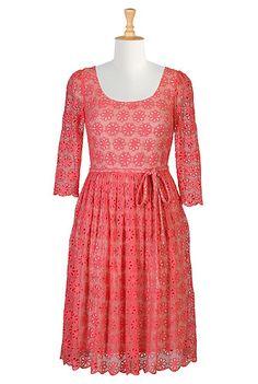 I <3 this Florence dress from eShakti