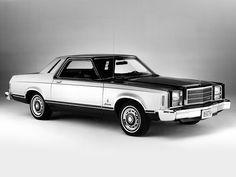 1979 Ford Granada Ghia Coupe