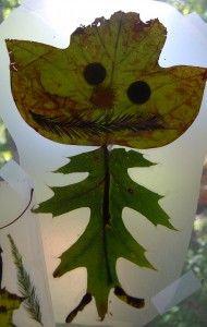 Lois Ehlert :  Leaf Man