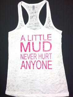 Do a mud run!