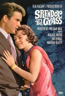 Splendor in the Grass-1961.  Natalie Wood and Warren Beatty.  Don't watch this if you can only handle happy endings. film, grass, splendor, book, natali wood, warren beatti, favorit movi, natalie wood, classic movi