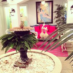 Lilly Pulitzer New York Showroom