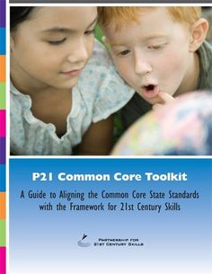 Resources to help educators who are aligning their subject areas to the Common Core State Standards