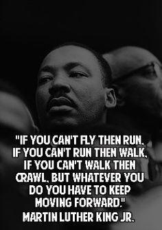 Keep moving forward..