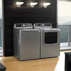 love the washer and dryer